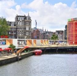 Playground CS stadsstrand Amsterdam